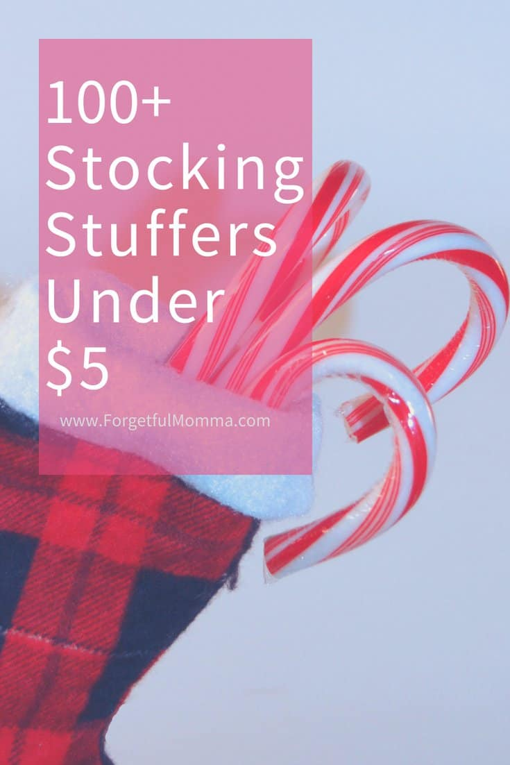 100+ Stocking Stuffers for kids under $5
