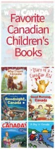 Favorite Canadian Children's Books