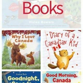 Favorite Canadian Children's Books