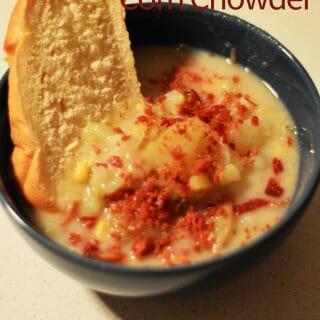 Homemade Corn Chowder