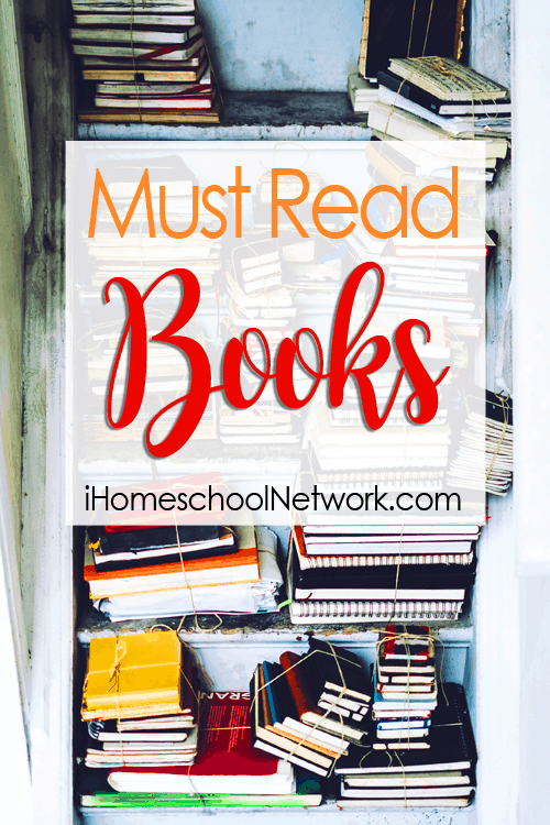 Homeschool Books I Recommend for Beginning