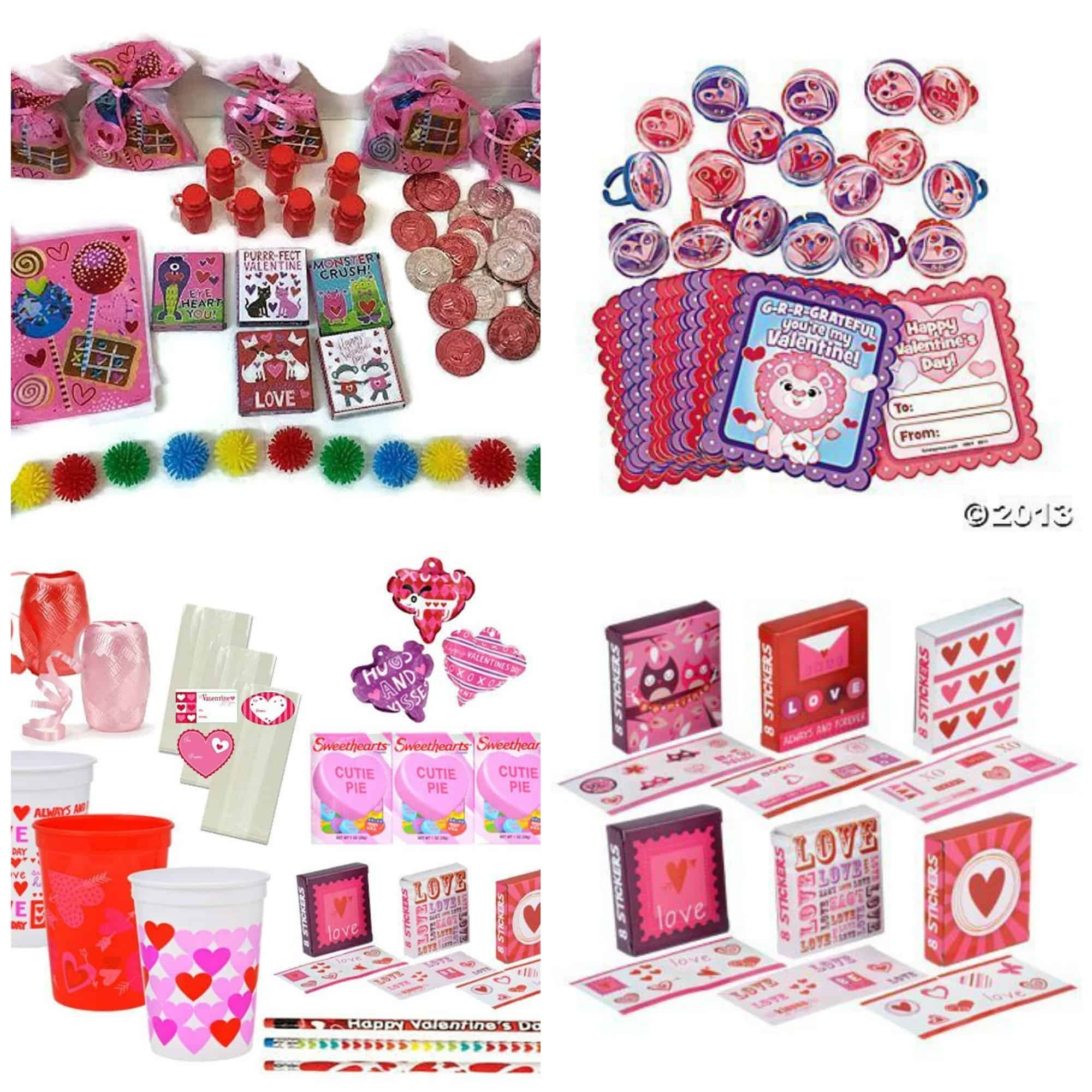 Non-Candy Valentine's Ideas
