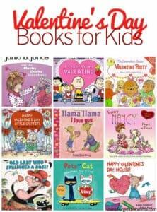 Valentine's Day Books for Kids