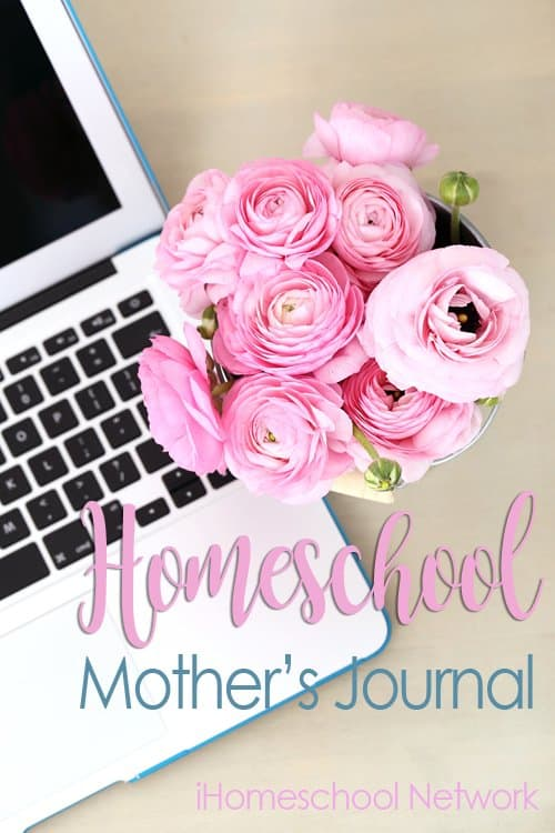 Homeschool Mothers Journal - What Our Homeschool Looked Like in January 2017