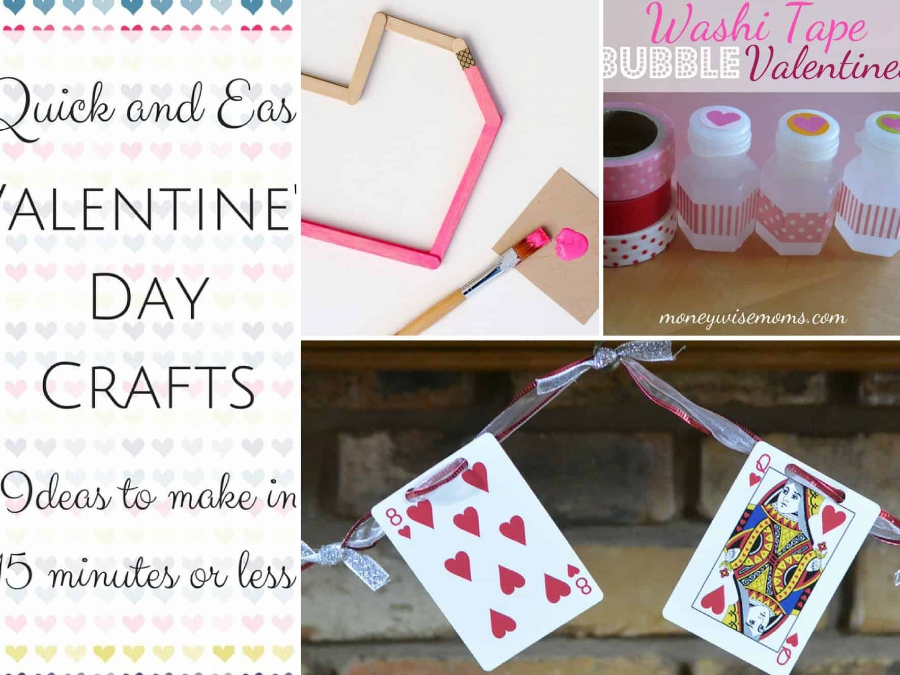 20 Valentine's Day Crafts for Kids