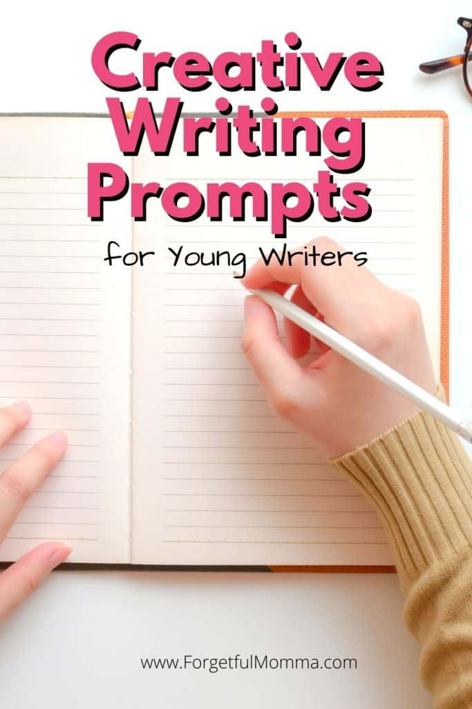 Creative Writing Prompts for Young Writers