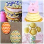 Easter Dessert Round Up