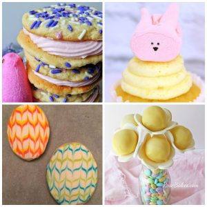 Tasty Tuesday: Easter Dessert Round Up