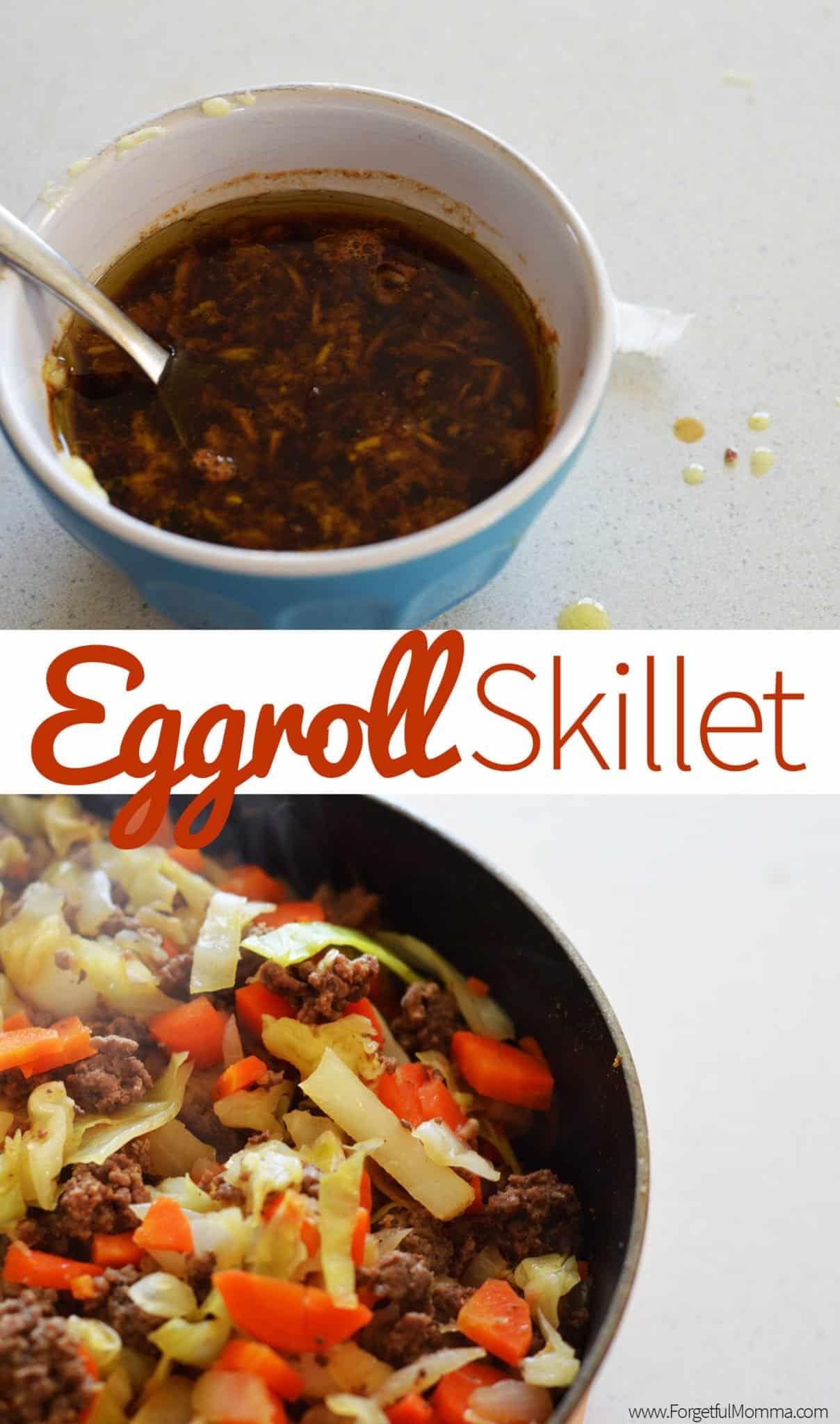 eggroll skillet