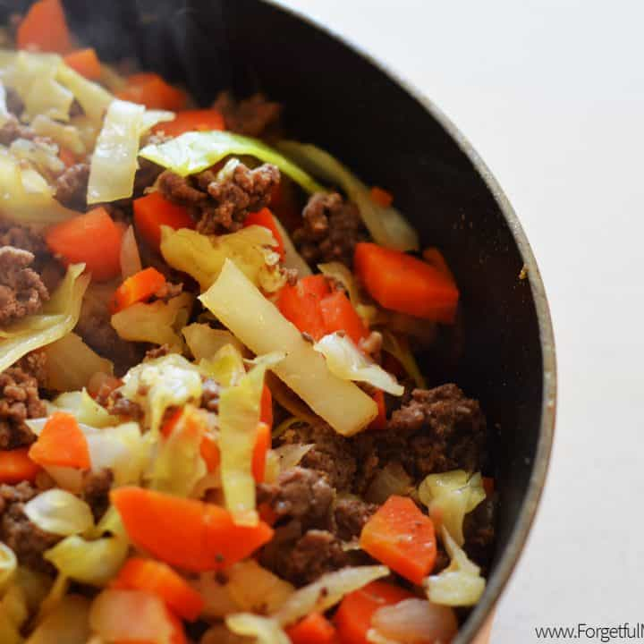 Eggroll Skillet Ready in 30 Minutes