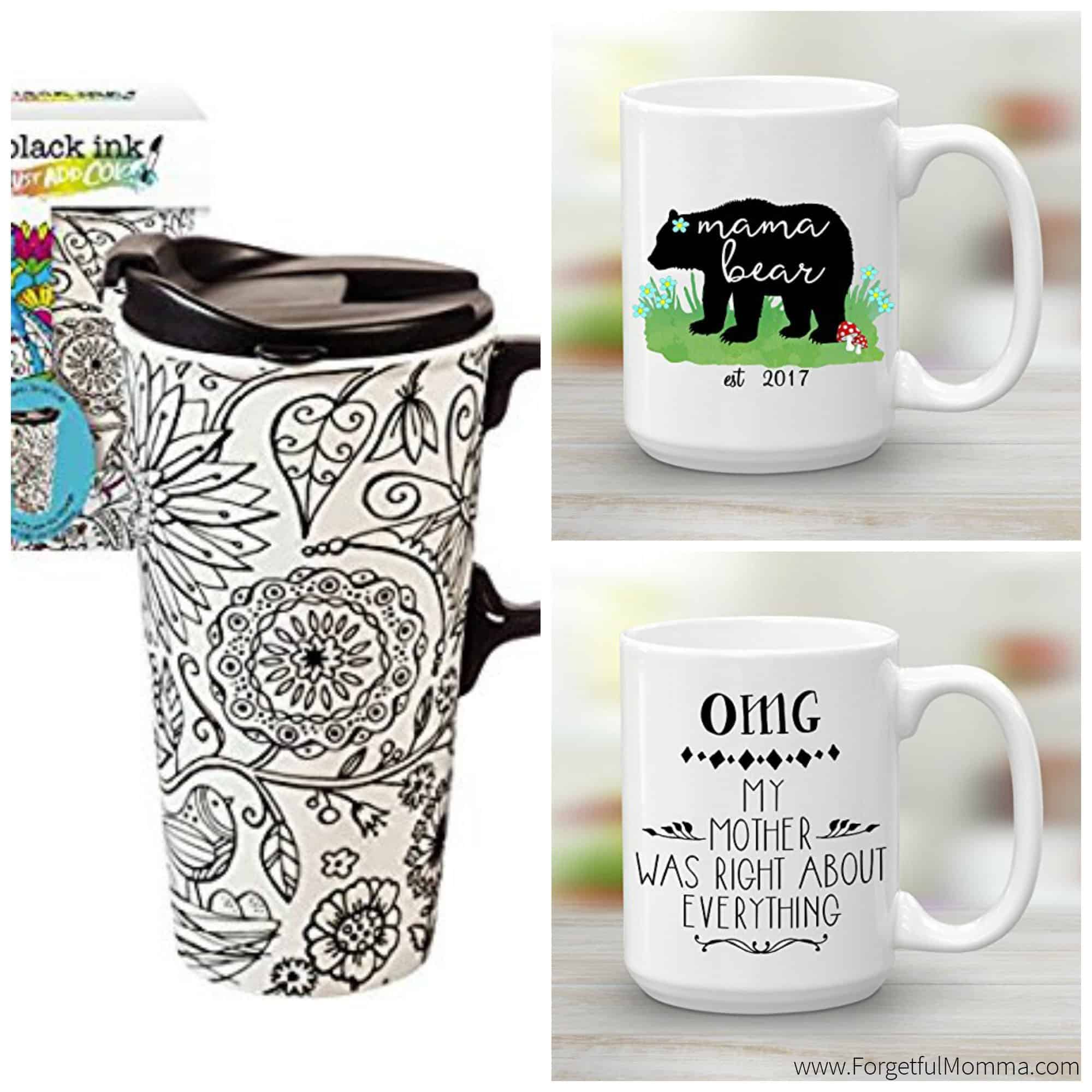 10+ Coffee Mugs Moms Needs in the Morning
