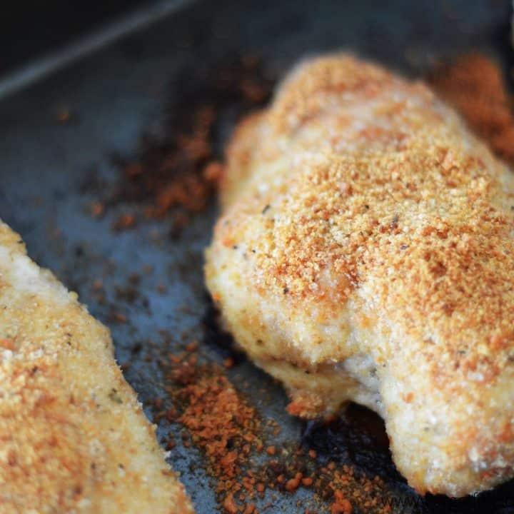 Garlic Parmesan Chicken