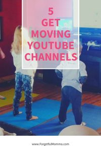 5 Get Moving YouTube Channels