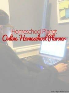 Homeschool Planet - Online Homeschool Planner
