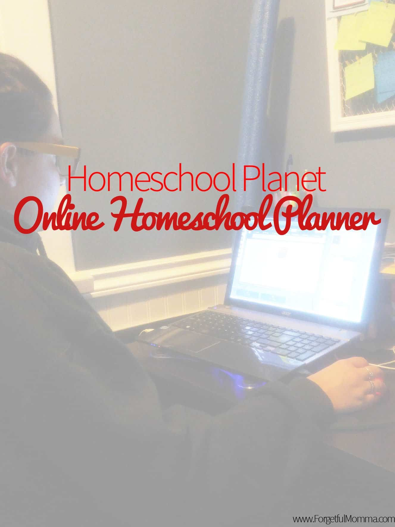 Homeschool Planet - Online Homeschool Planner