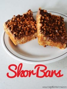 Skor Bars that are Simply Delicious