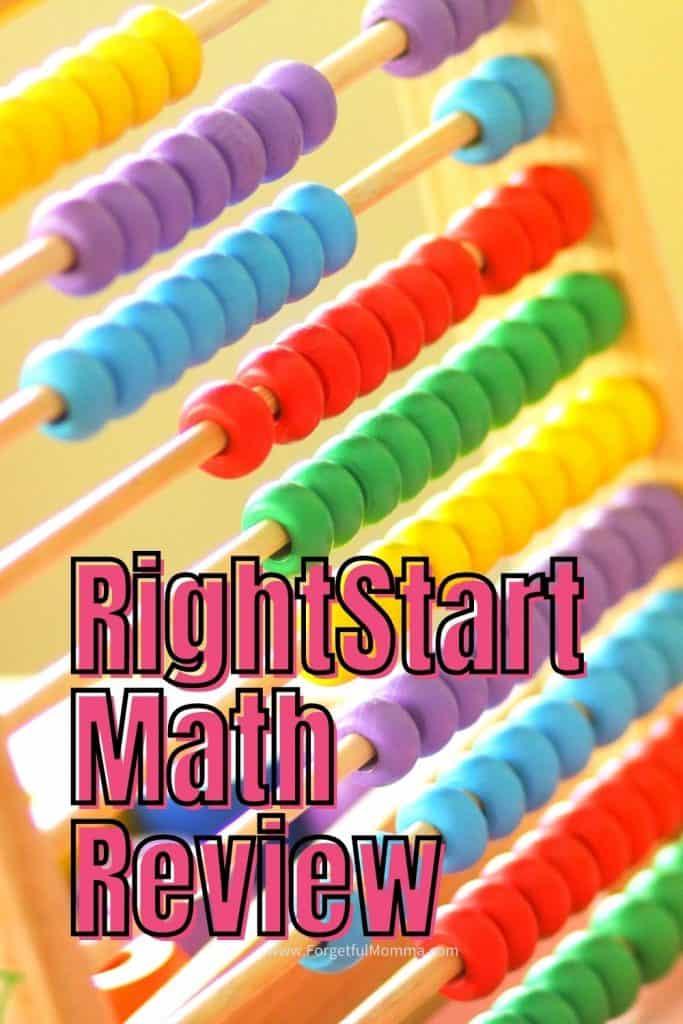 rightstart math review