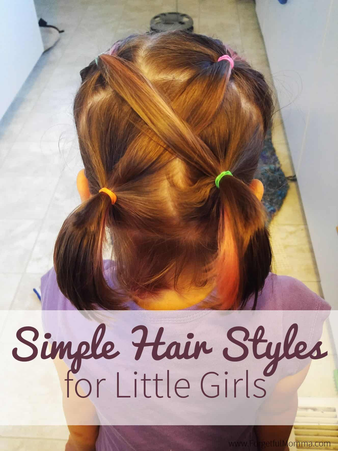 Little girls hair styles