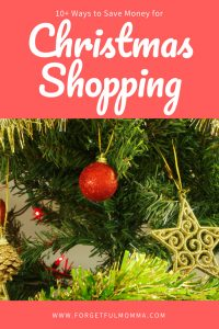 10+ Ways to Save Money for Christmas Shopping