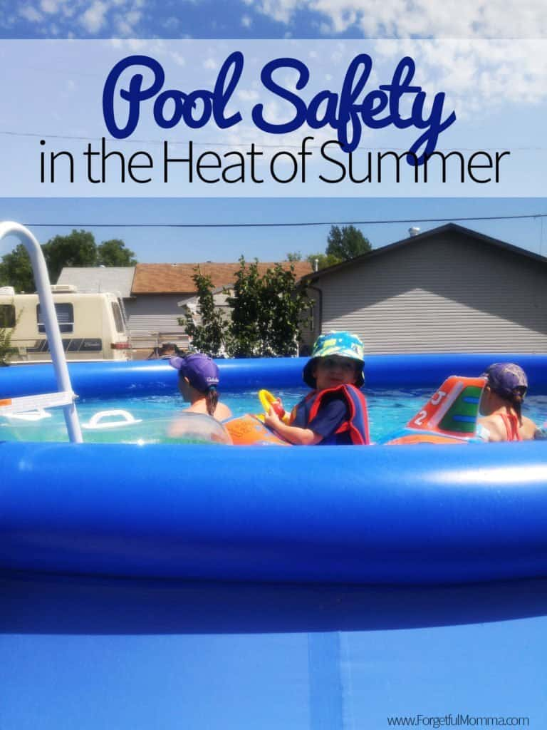 Pool Safety in the Heat of Summer
