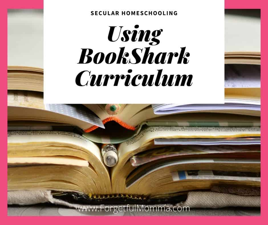 Secular Homeschooling using bookshark