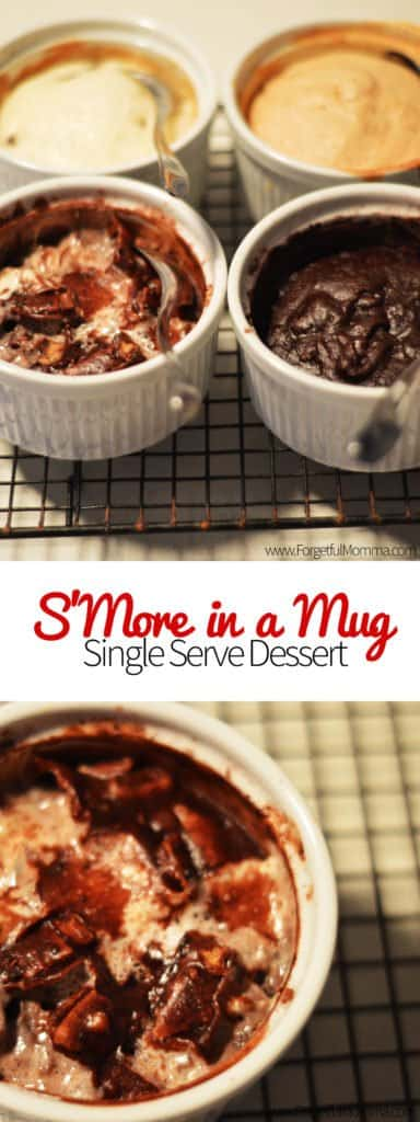 S'More in a Mug - Single Serve Dessert