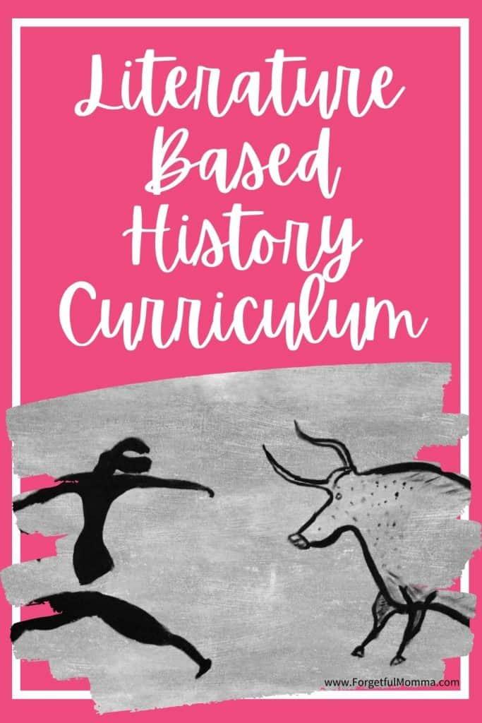 Literature Based History Curriculum