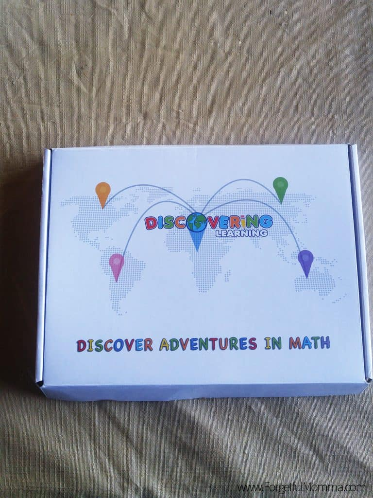 Love Math Again with Discovering Learning