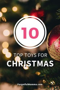 10 Top Toys for Christmas