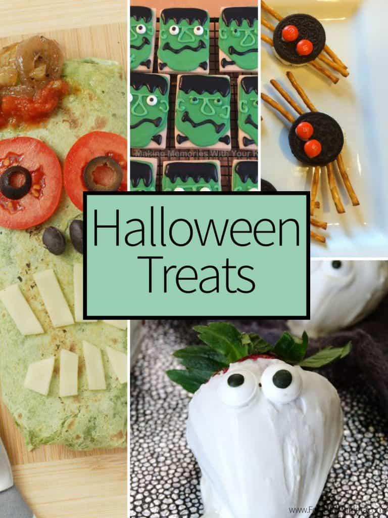 Halloween Treats Round Up