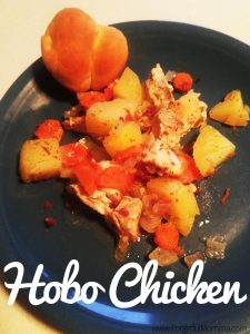 Hobo Chicken – All in One Kind of Meal