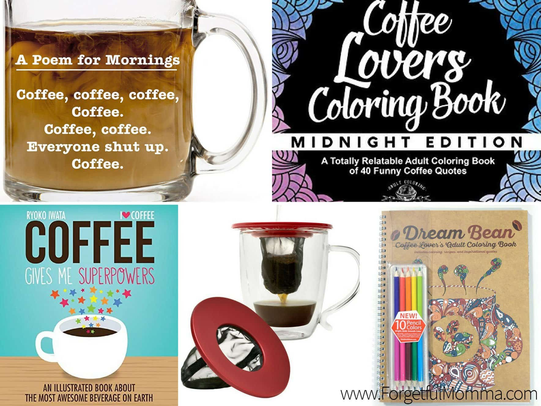 10 Gifts for the Coffee Lover in Your Life