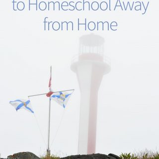 10 Places to Homeschool Away from Home