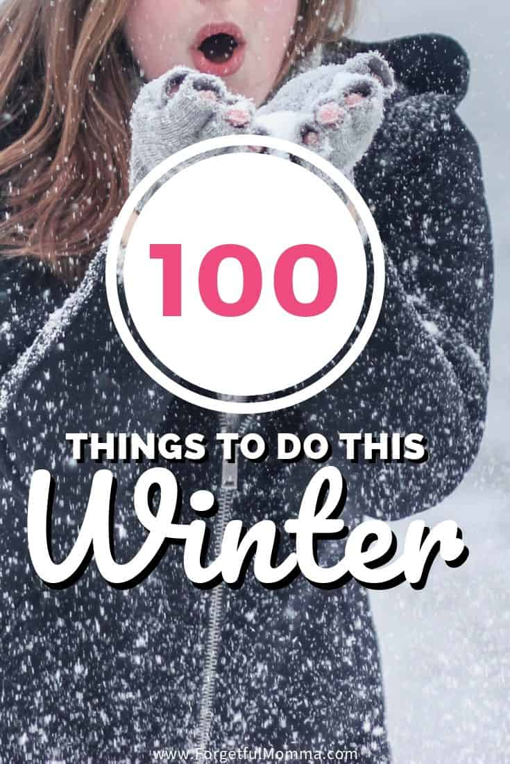 100 things to do this winter