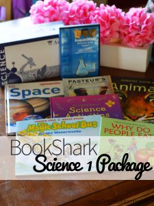 BookShark Science 1 Curriculum for 6-8 Year Olds