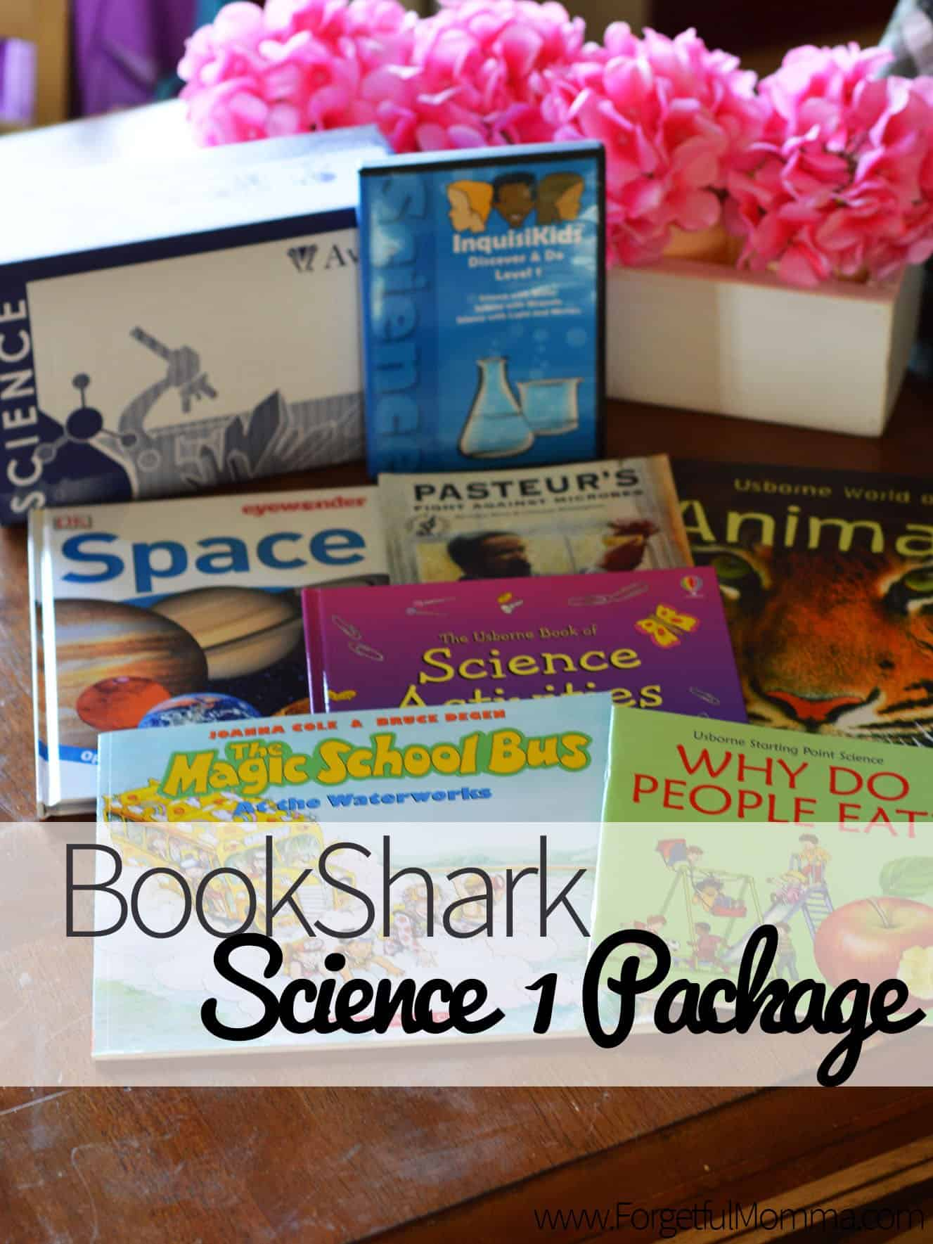 BookShark Science Curriculum
