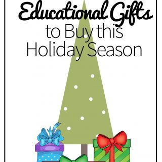 Educational Gifts to Buy this Holiday Season