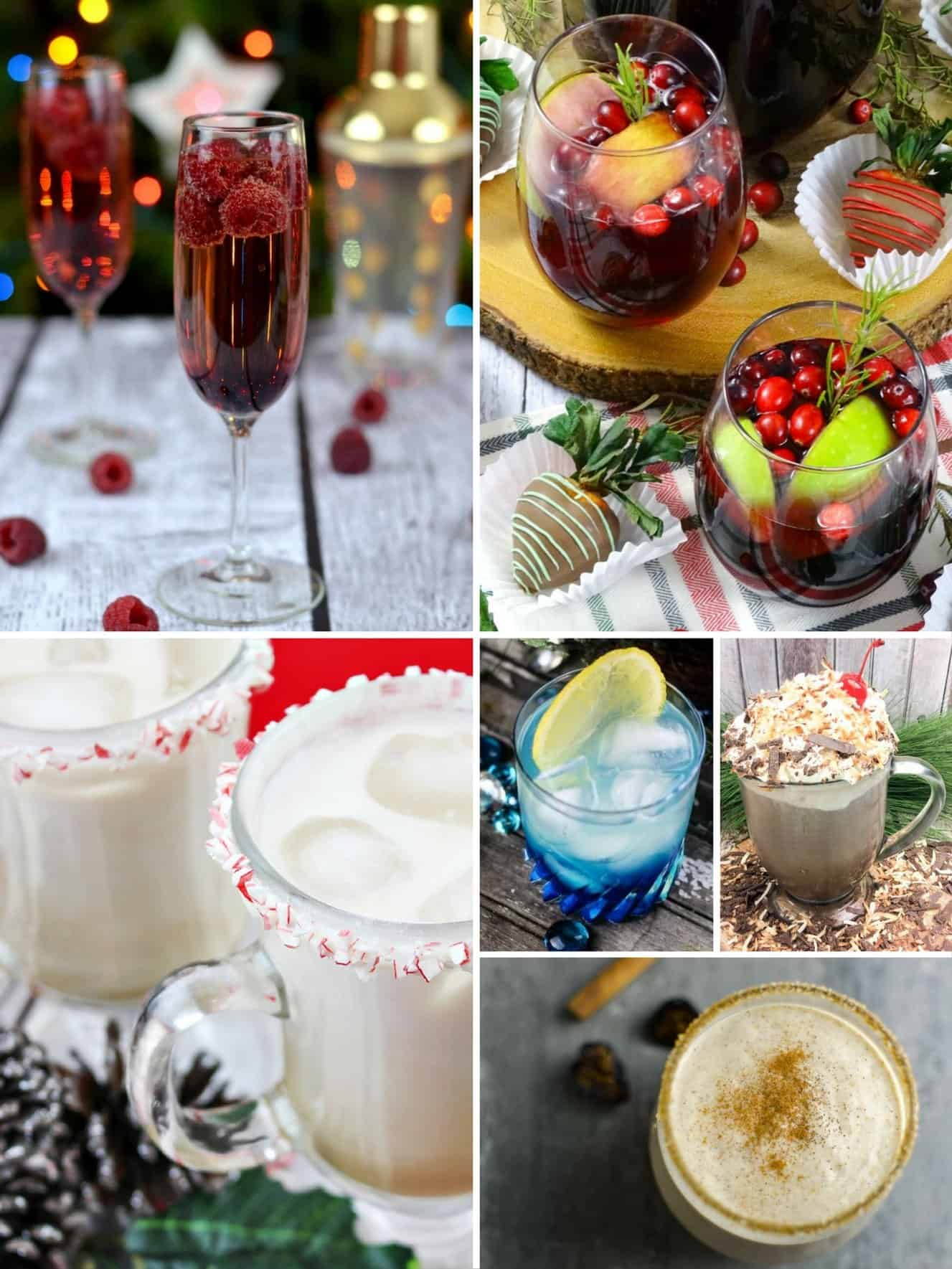 Christmas Drinks and Eats
