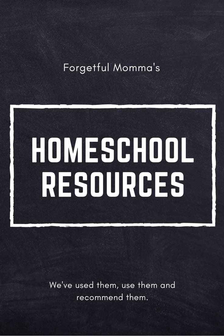 Homeschool Resources