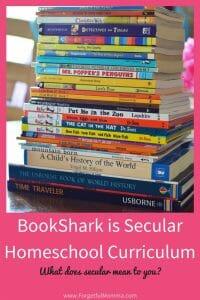 BookShark is Secular Homeschool Curriculum