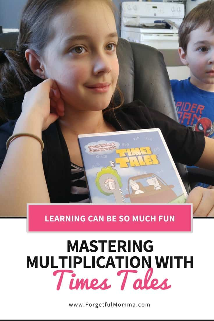 Mastering Multiplication with Times Tales