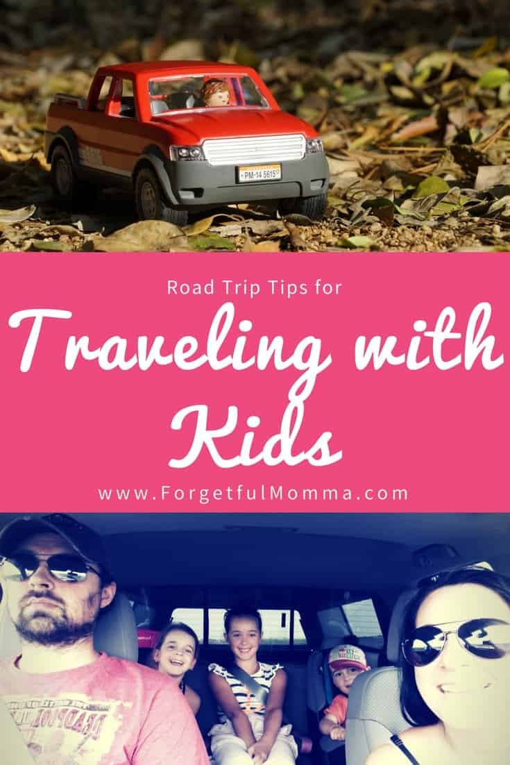 My Road Trip Tips for Traveling with Kids