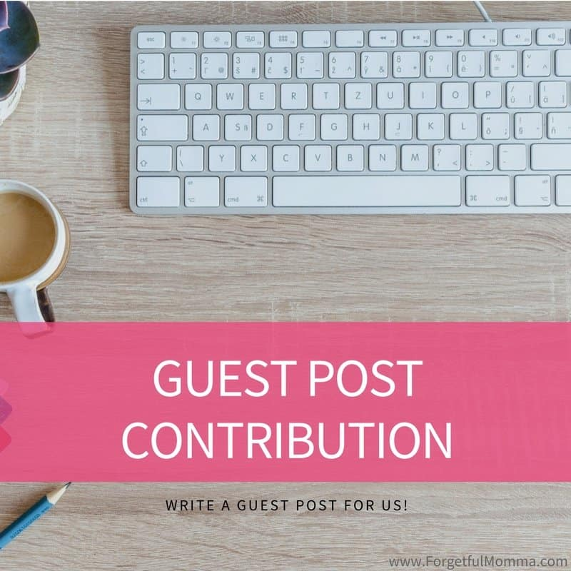 Guest Post Contribution
