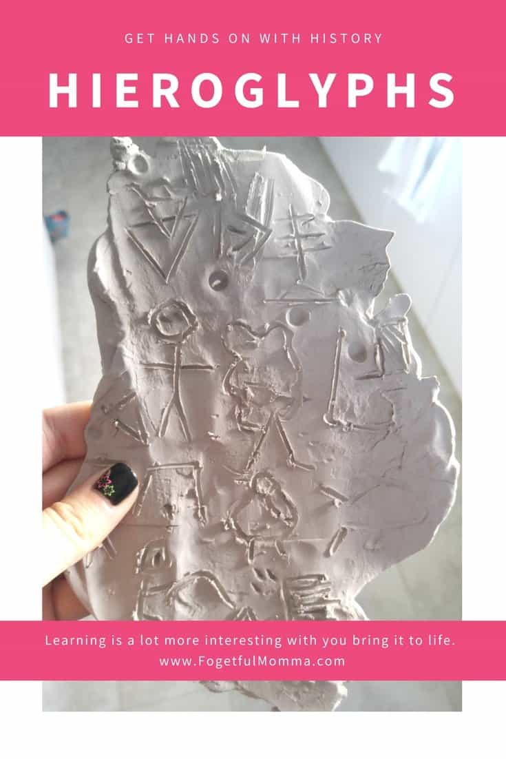 Hieroglyphs - history