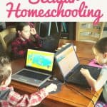 How We Enjoy Secular Homeschooling