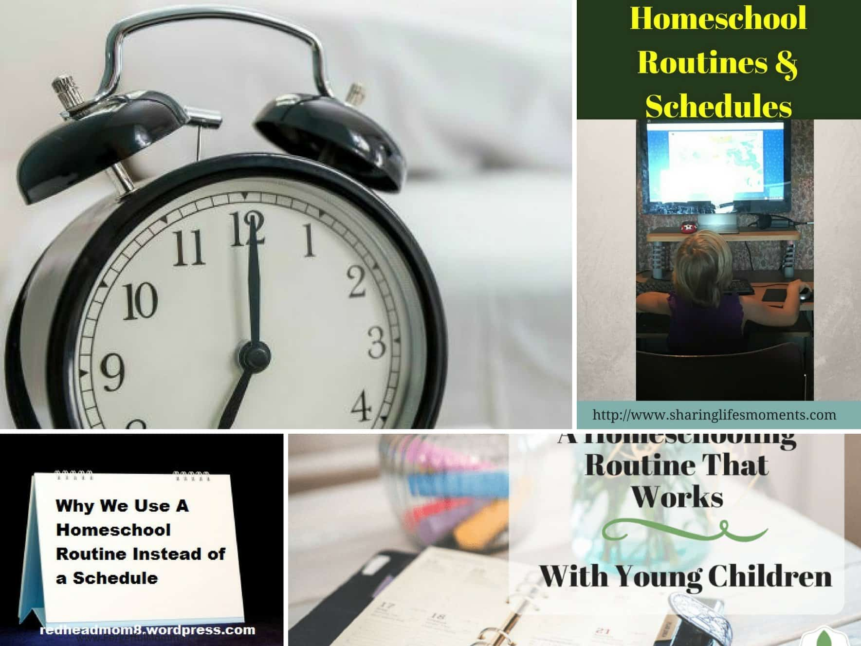 Back to Homeschool Routine