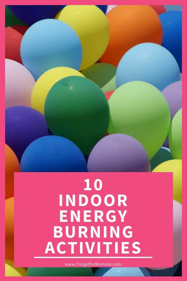 10 Indoor Energy Burning Activities
