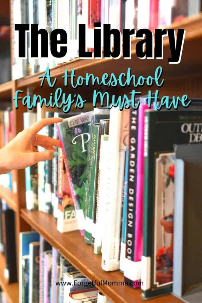 A Homeschool Family's Must Have