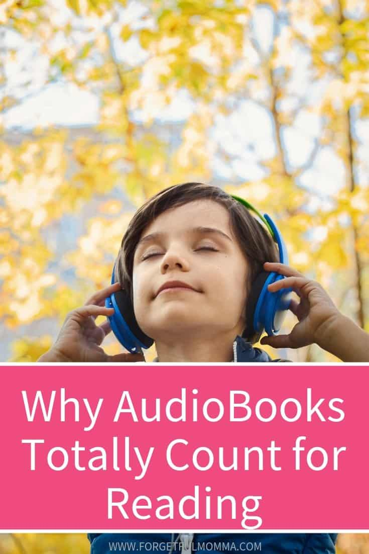 Why AudioBooks Totally Count for Reading