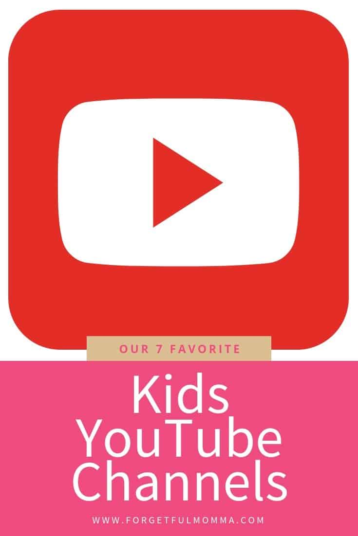 Our 7 Favorite Younger Kids YouTube Channels
